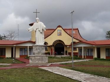 Iglesia de los Padres Benedictinos, Paraíso, Cartago