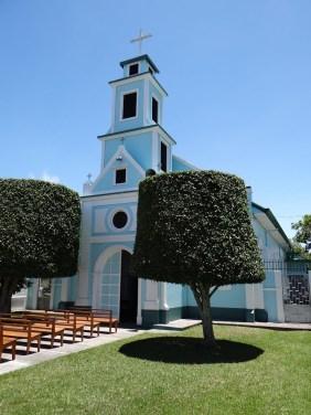 Iglesia en el Asilo de Ancianos, Carmen de Cartago