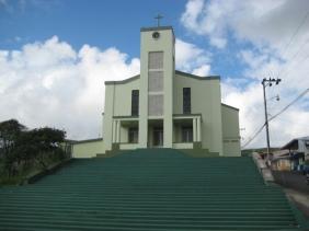 Iglesia Juan Viñas, Turrialba, Cartago