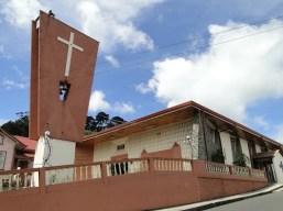 Iglesia de Pacayas, Cartago