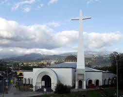Parroquia San Diego, la Unión, Cartago