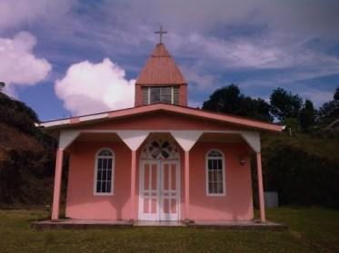 Iglesia Patio de Agua del Guarco, Cartago