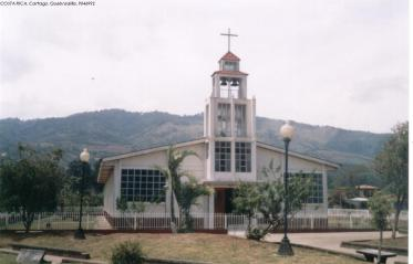 Iglesia Quebradilla de Cartago