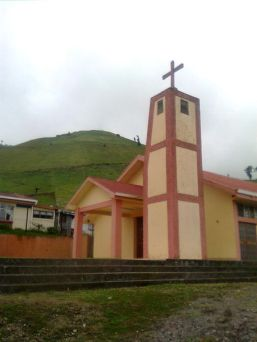 Iglesia San Gerardo de Oreamuno, Cartago