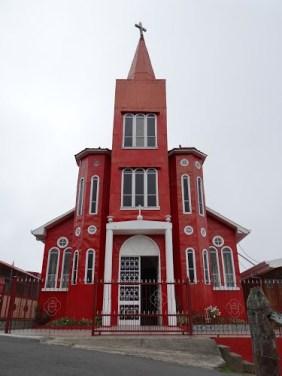 Iglesia San Pablo de Oreamuno