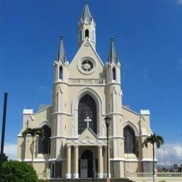 Iglesia San Rafael Arcángel, Cartago