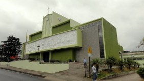 Iglesia San Rafael de Oreamuno, Cartago