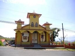 Santa Teresa de Capellades., Alvarado, Cartago