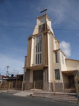 Iglesia Taras de Cartago