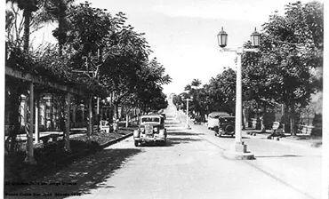 Paseo Colón 1930
