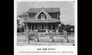Casa Chalet en Paseo Colón