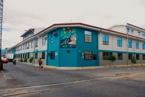 Edificio del Mopt1