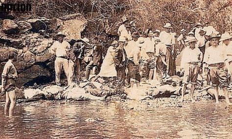 forcostarica.org Costa Rica Fotografia Antigua Tragedia del Virilla 1926 11