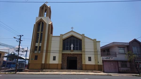 Iglesia de las Animas