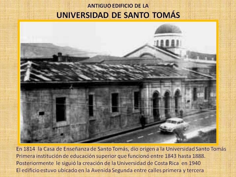 Resultado de imagen para Casa de enseñanza santo tomas
