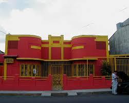 Barrios de San José y el Art Decó de Barrio México