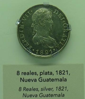 monedas antiguas de la colonia