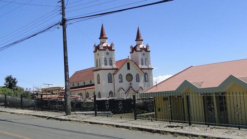 iglesias de llano grande de cartago
