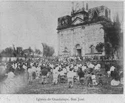 Primera ermita de guadalupe
