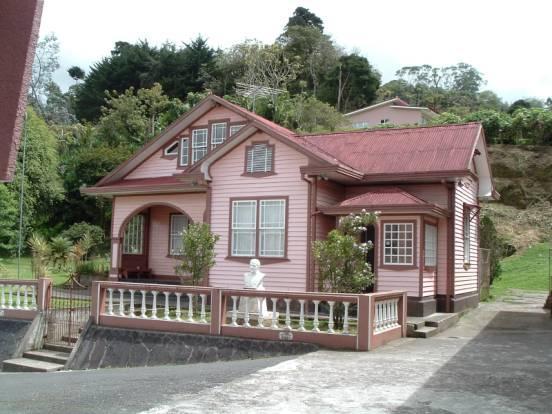 Resultado de imagen para casa cural de pacayas, cartago, su historia