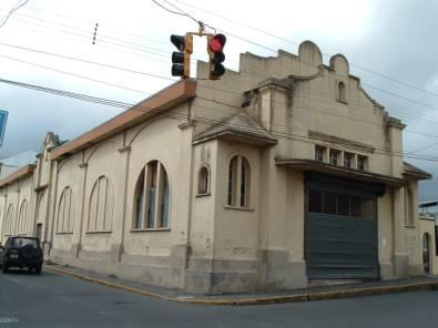 Resultado de imagen para antiguo salón de actos del instituto de alajuela