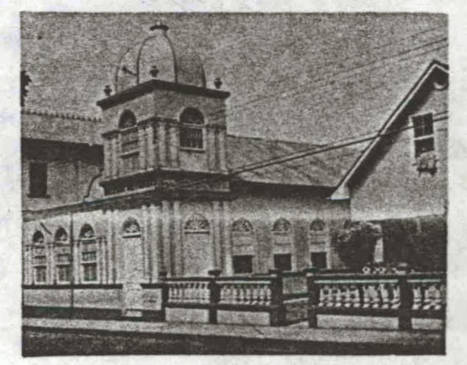 Resultado de imagen para Iglesia Metodista el Mesias, alajuela