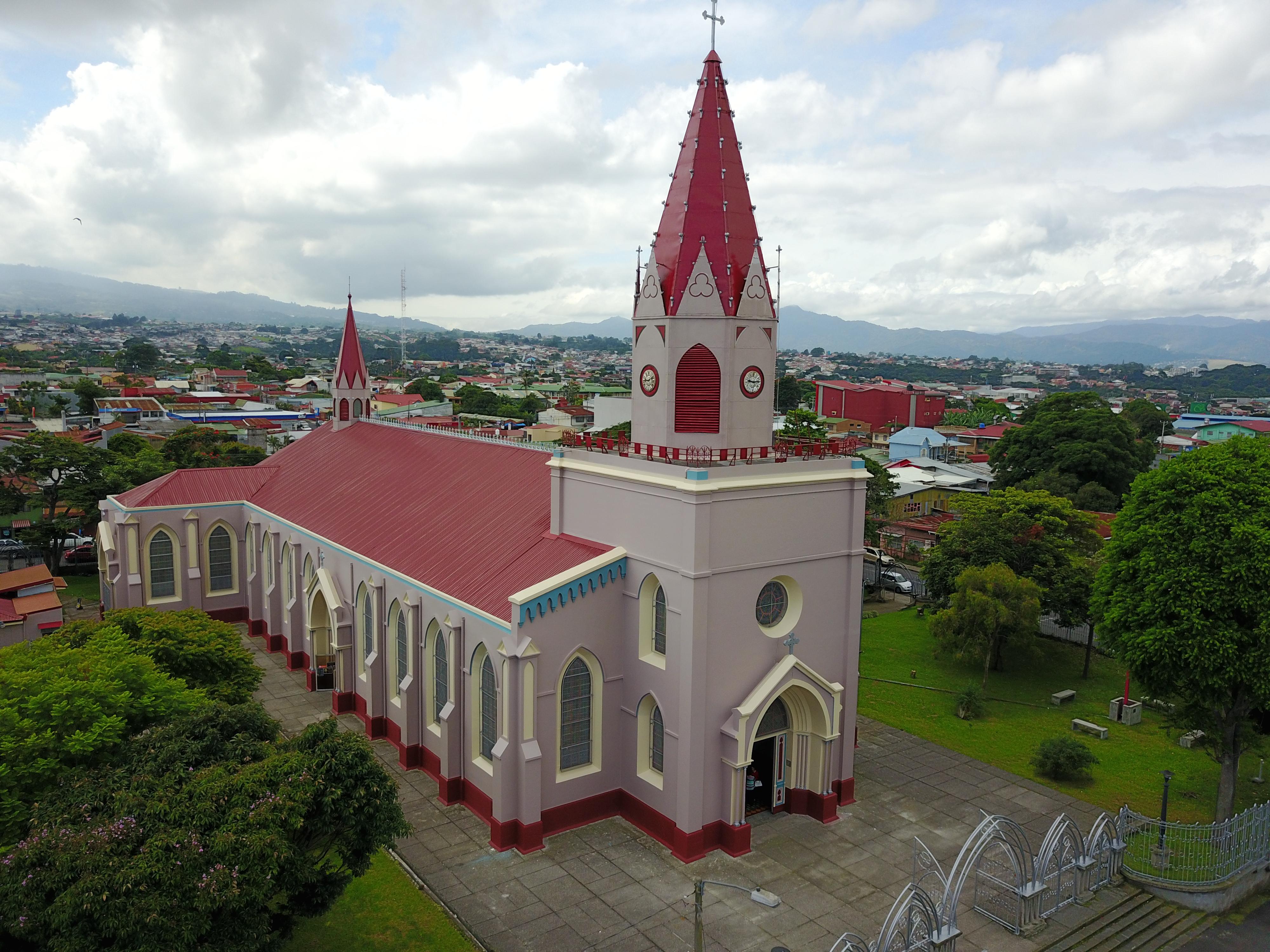Resultado de imagen para Iglesia de Moravia