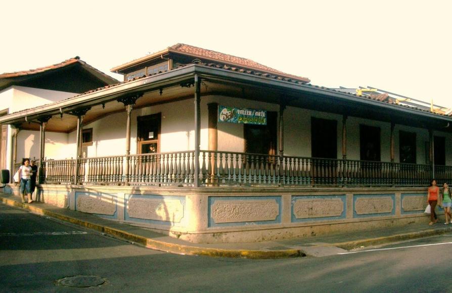 Patrimonio arquitectónico de Costa Rica: Heredia