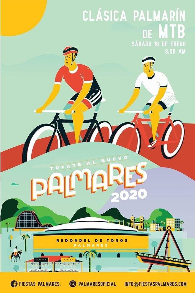 Palmares anuncia agenda de actividades 2020 — San José Volando