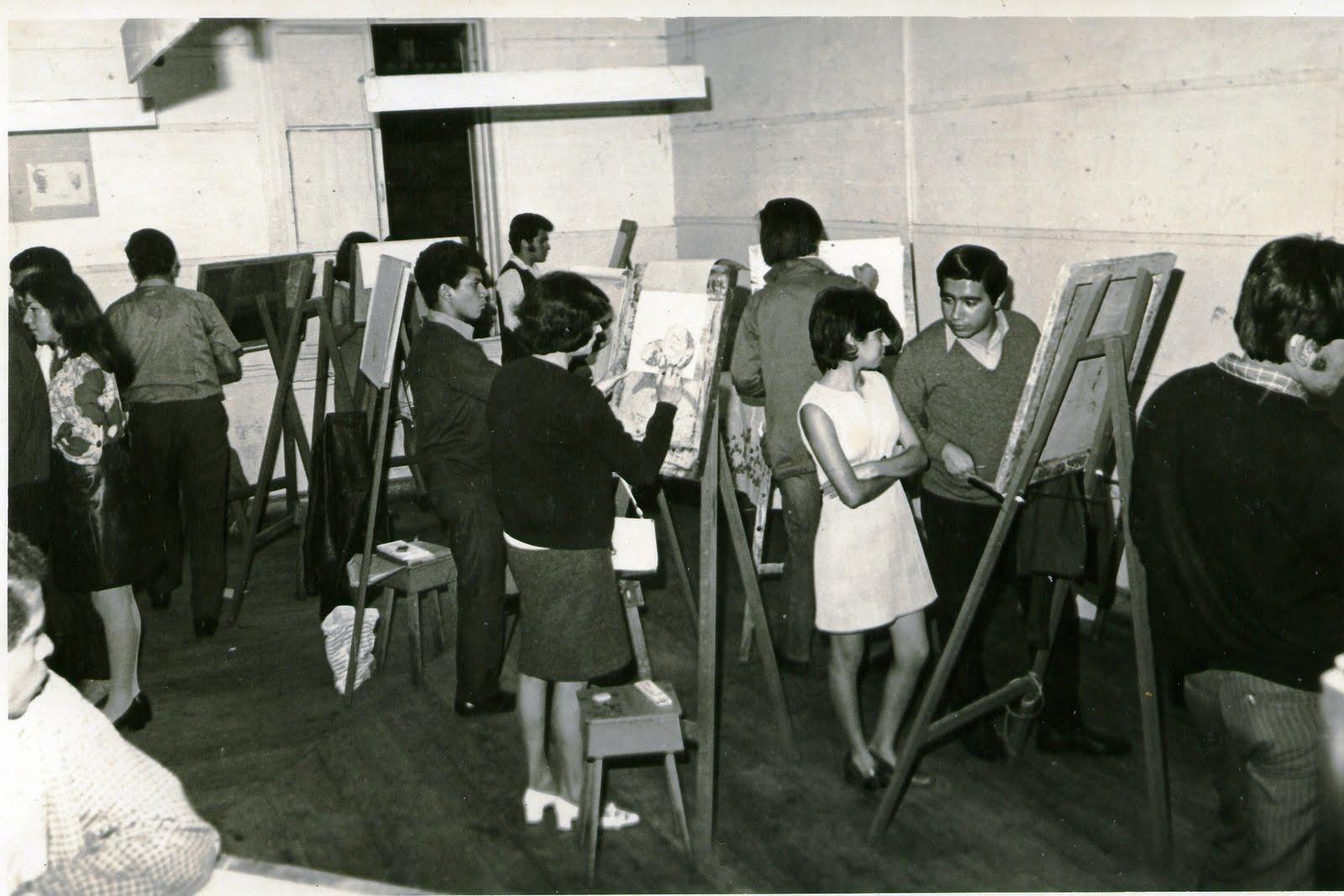Olga Espinach y la Casa del Artista: OLGA ESPINACH FERNANDEZ:su obra.