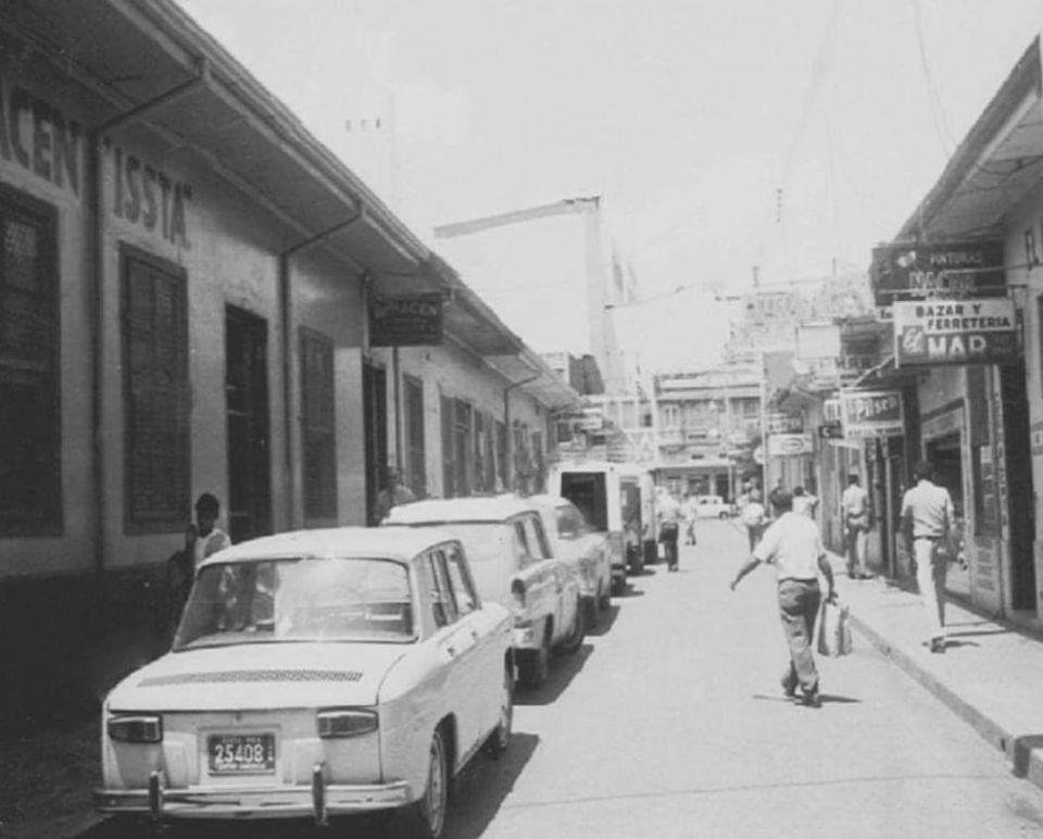 1970´s Jorge Salazar C.R. Antigua y su historia