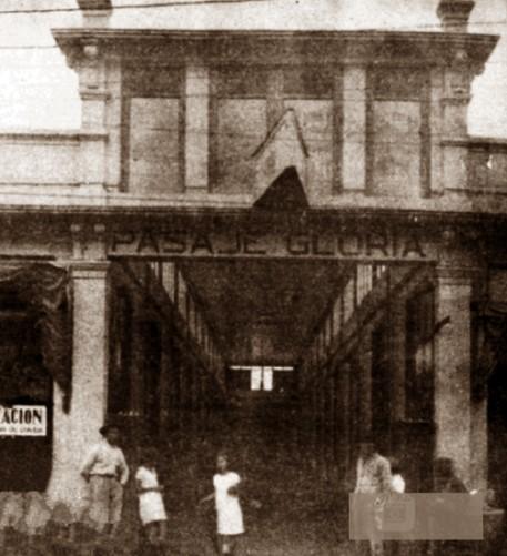 1900, ave 4 entre calle central y perimera, Jorge Arturo Vindas.