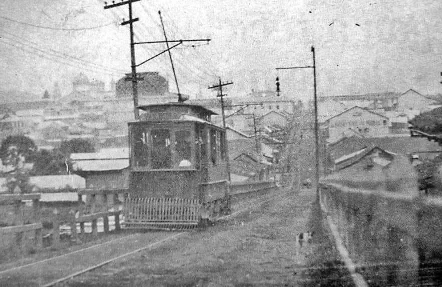 Cuesta de Moras, 1916.