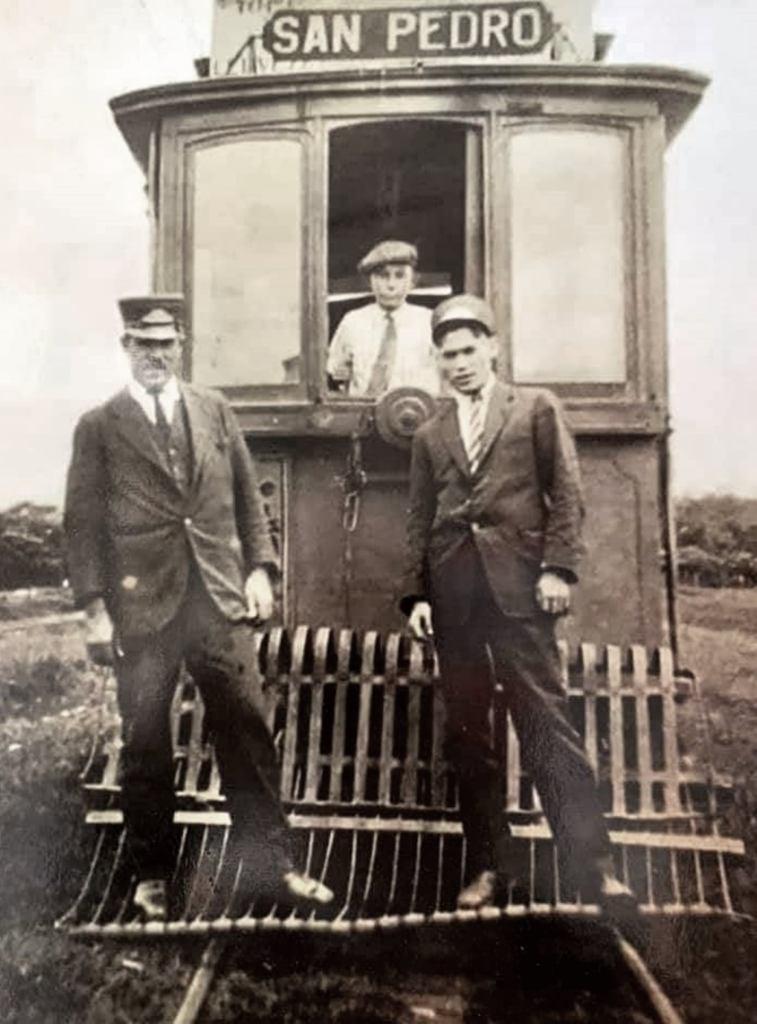 Tranvía de San Pedro, 1930.