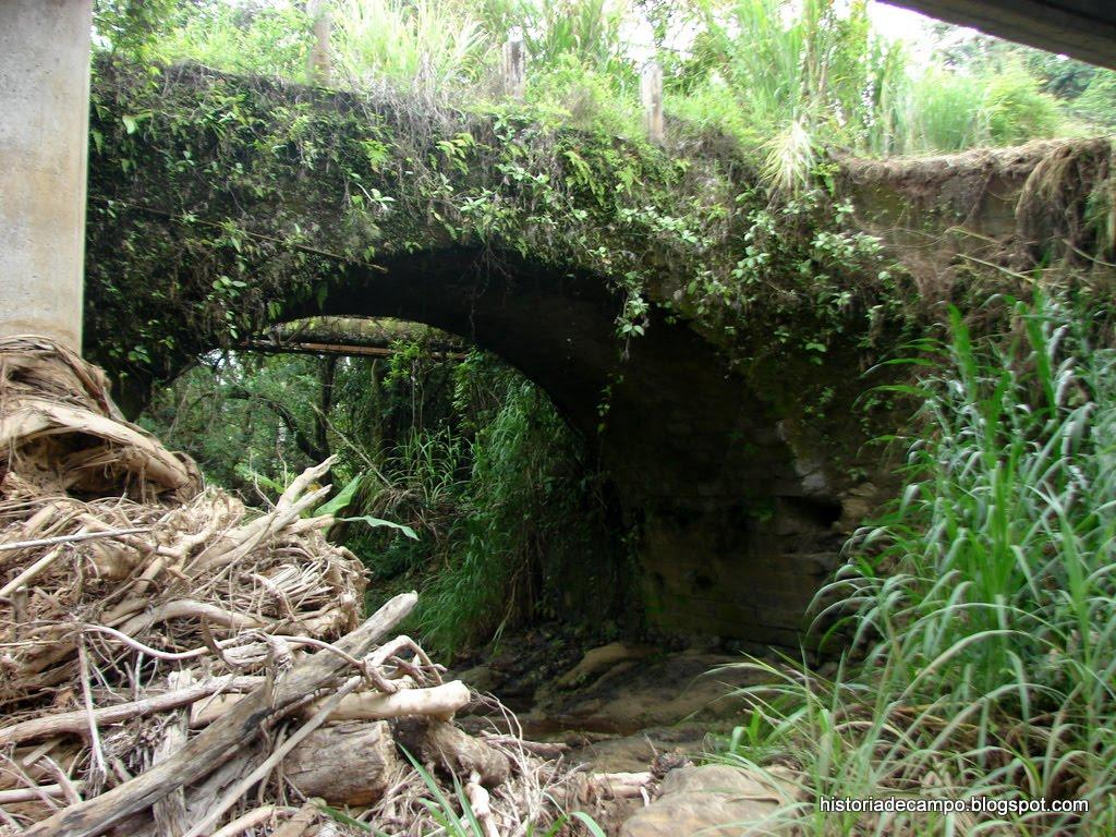 Ratón de Biblioteca: Puente de Piedra sobre el Río Barranca.